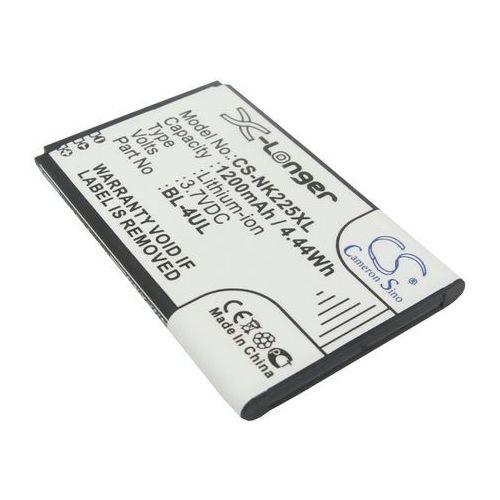 Nokia asha 225 / bl-4ul 1200mah 4.44wh li-ion 3.7v () marki Cameron sino
