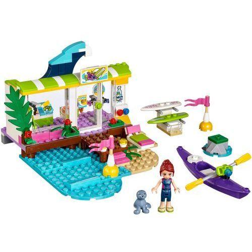 Lego FRIENDS Sklep dla surferów w heartlake heartlake surf shop 41315