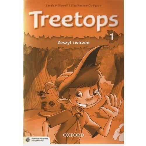 Treetops 1 Zeszyt ćwiczeń (9780194012348)