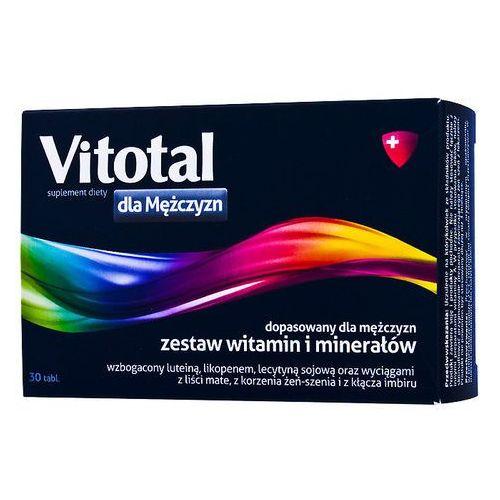 Vitotal dla mężczyzn x 30 tabl. (5902020845478)