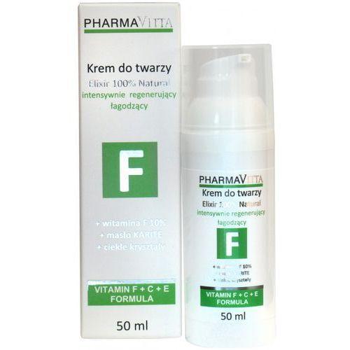 F - krem do twarzy vitamin f + c + e formula marki La vitta