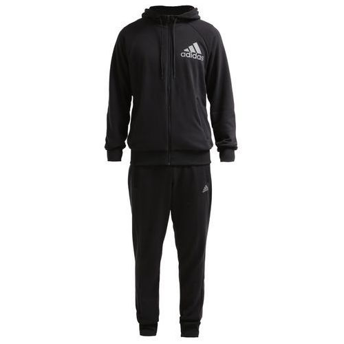 adidas Performance Dres black/black - produkt z kategorii- dresy męskie komplety