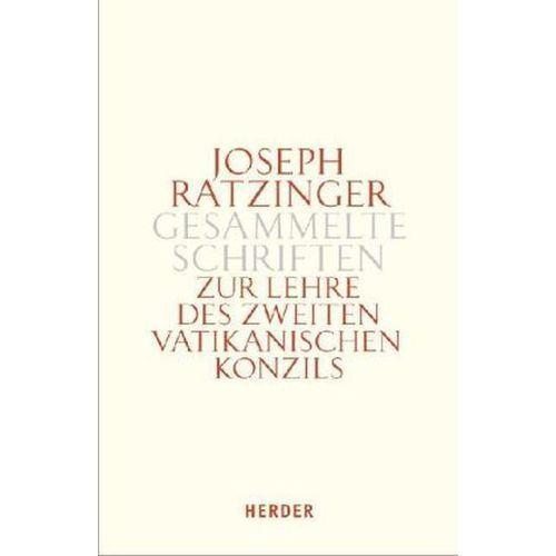 Zur Lehre des Zweiten Vatikanischen Konzils. Tlbd.1 Ratzinger, Joseph