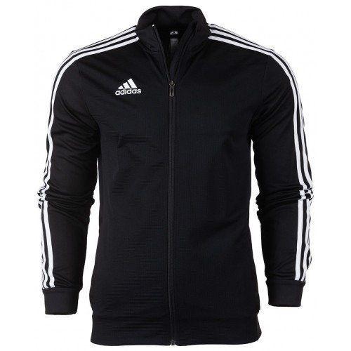Adidas Bluza męska tiro 19 training jacket czarna dj2594