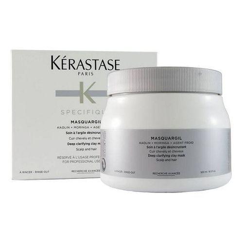 Kerastase specifique masquargil | głęboko oczyszczająca maska z glinką 500 ml (3474636605996)