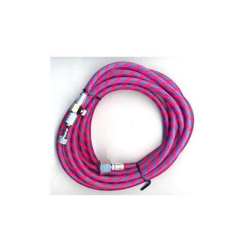 Laczny węż czerwony Fengda® BD-31A , 3,0 m wkręcanie G1/4 - G1/8, produkt marki Aerograf Fengda