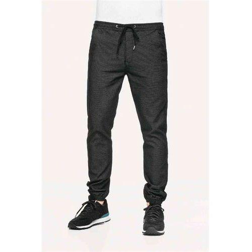 Spodnie - reflex superior black superior black (superior black) rozmiar: m marki Reell