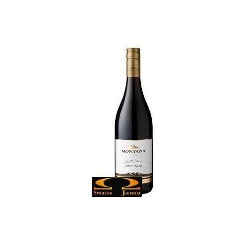 Wino Montana Pinot Noir Nowa Zelandia 0,75l (alkohol) od SmaczaJama.pl