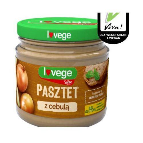 Sante Pasztet wegetariański z cebulą lovege 180g (5900617029096)