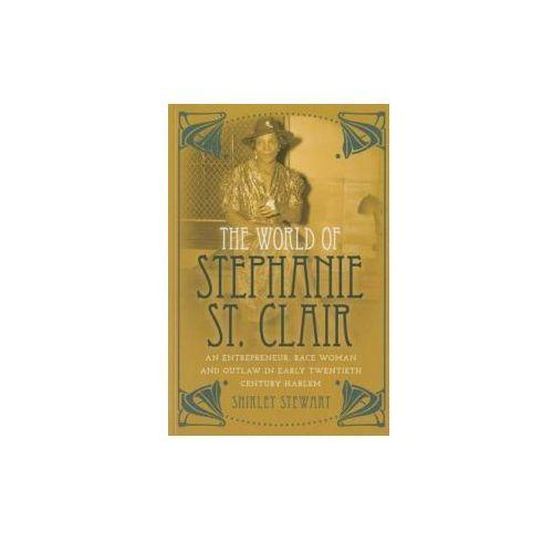 World of Stephanie St. Clair