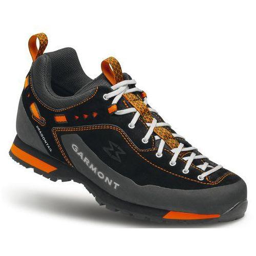 1f8dfe73 Garmont buty Dragontail Lt Black/Orange 9,5 (44 EU) 599,00 zł Męskie,  niskie skórzane buty Garmont Dragontail LT to wyjątkowo uniwersalne obuwie  outdoorowe ...