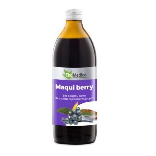 Ekamedica Maqui berry 100% sok em 0,5l (5902596671891)
