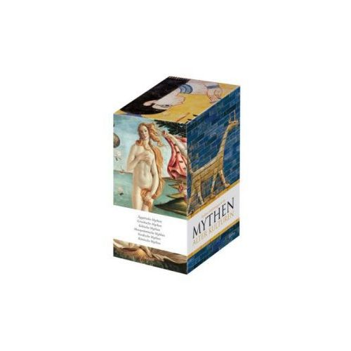 Reclams Einführungen in die Mythologe alter Kulturen, 6 Bde.