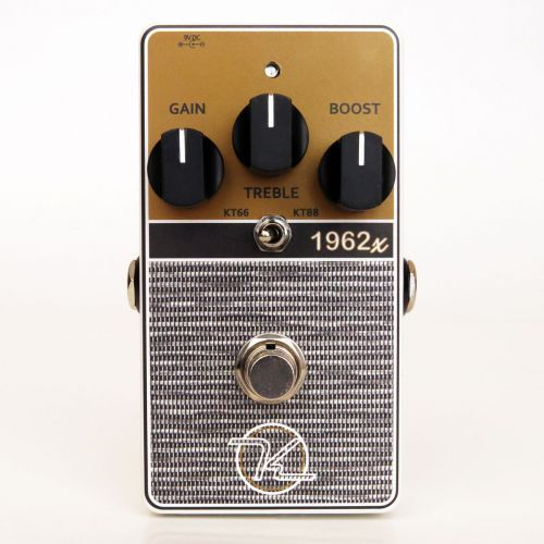 Keeley 1962X 2-Mode Limited British efekt gitarowy
