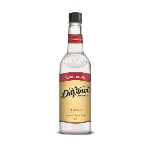 Davinci Syrop cinnamon 1l -