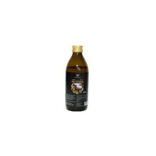 Olej z ostropestu zimnotłoczony 250ml marki Trzy ziarna