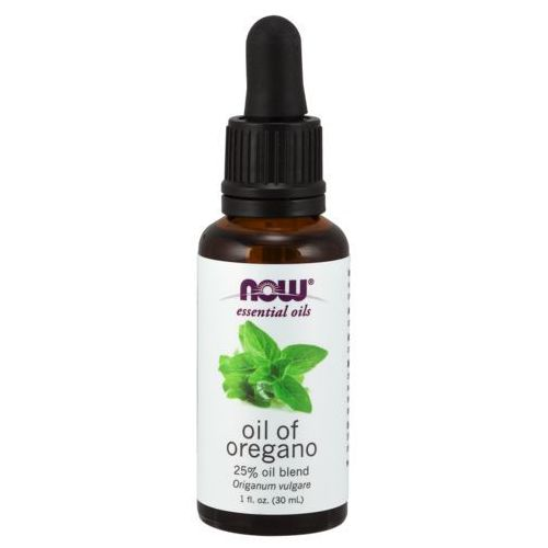 Now foods essential oil - oil of oregano blend (olejek eteryczny) - 30ml