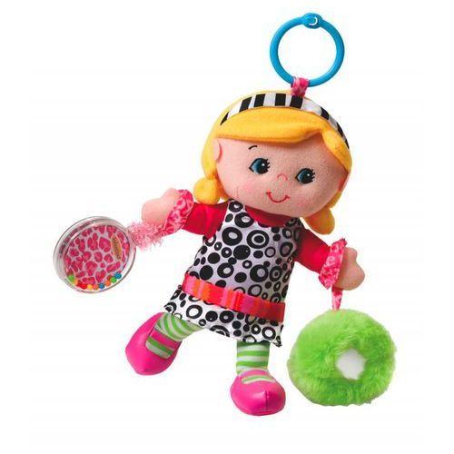 Przytulanka dla najmłodszych Lalka Cindy Wonder Toy - sprawdź w wonder-toy.com