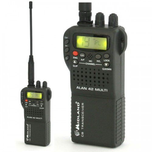 Cb radio alan 42 plus multi marki Alan-midland
