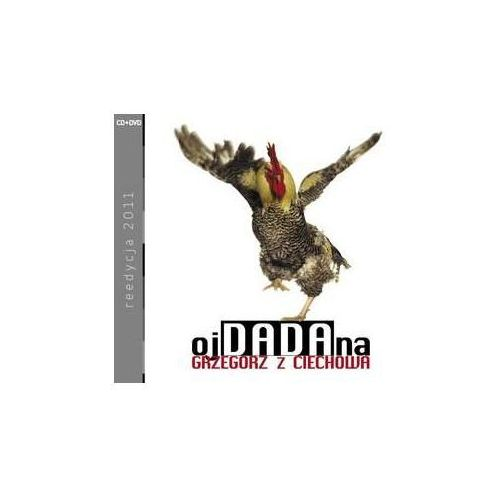 Emi music Grzegorz z ciechowa - oj da da na (cd+dvd) 5099995297729 (5099995297729)
