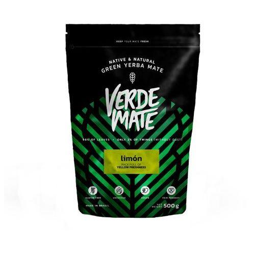 Yerba Verde Mate Green Limon (cytrynowa) 0,5kg