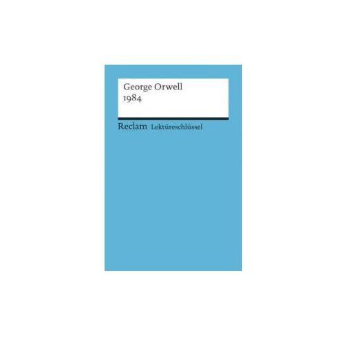 Lektüreschlüssel George Orwell '1984'