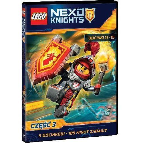 Film lego® nexo knights część 3 marki Galapagos