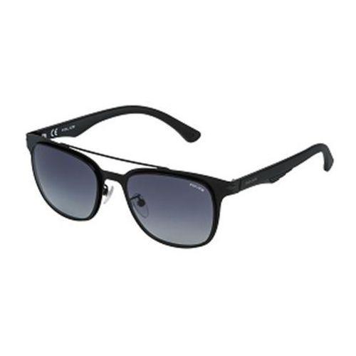 Okulary słoneczne spl356 blackbird light 1 polarized s08p marki Police