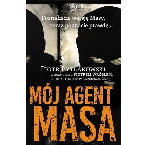 Mój agent Masa (272 str.)