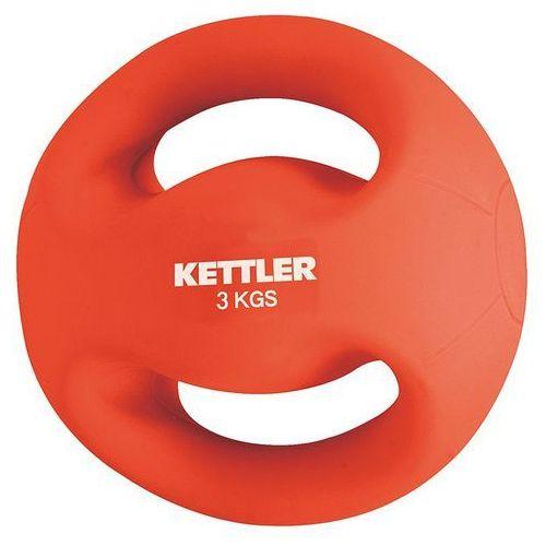 Piłka z podwójnym uchwytem 3 kg / Gwarancja 24m / Negocjuj CENĘ - oferta [0549dd4d43df02dd]