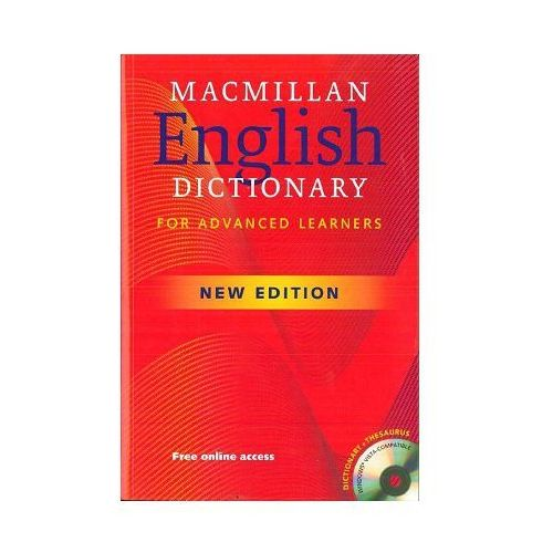Macmillan English Dictionary for Advanced Learners + CD (2008)