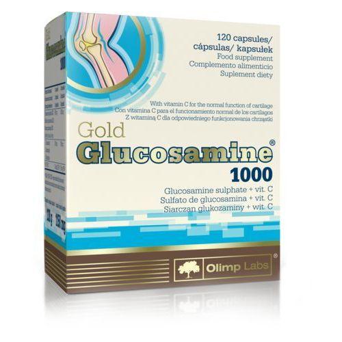 gold glucosamine 1000 120kaps. marki Olimp