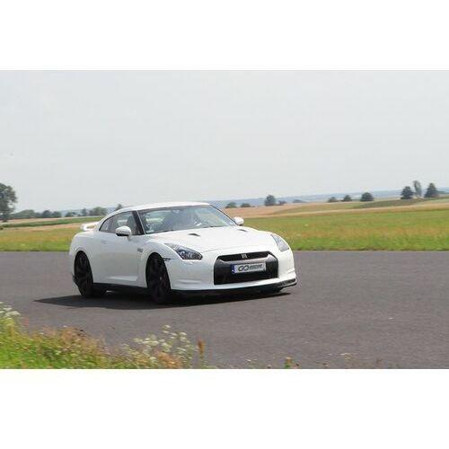 Jazda Nissan GT-R: Ilość okrążeń - 1, Tor - Tor Łódź, Usiądziesz jako - Kierowca