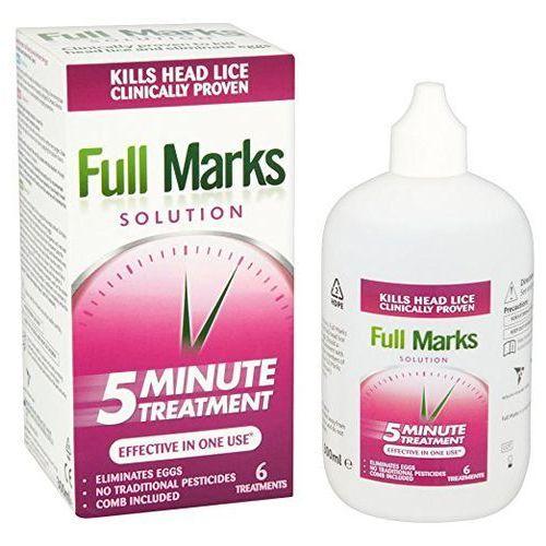 Full marks roztwór przeciw wszawicy 100 ml. marki Reckitt benckiser healthcare.