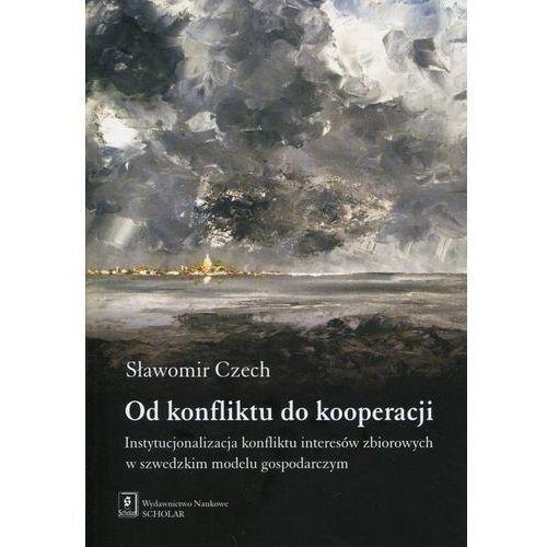Od konfliktu do kooperacji (274 str.)