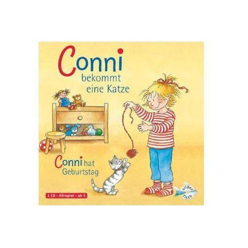 Boehme, julia Conni bekommt eine katze - conni hat geburtstag (9783867424103)