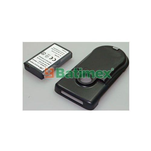 Nokia 6630 / bl-5c 1800mah 6.7wh li-ion 3,7v powiększony czarny () marki Batimex