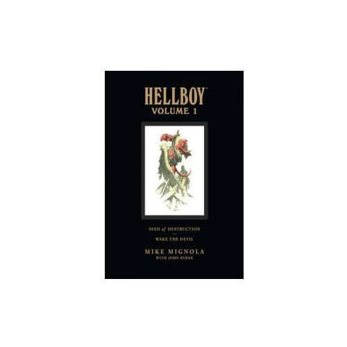 Hellboy Library Volume 1: Seed Of Destruction And Wake The Devil (288 str.)