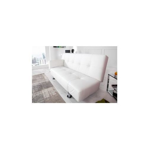 Sofa Lucy Biała rozkładana wersalka ze sklepu MODO