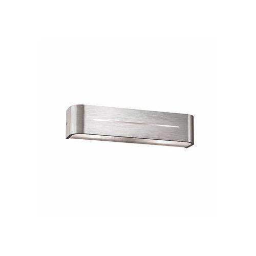 Ideal Lux 09940 - Kinkiet POSTA AP2 ALLUMINIO 2xE14/40W/230V (8021696009940)