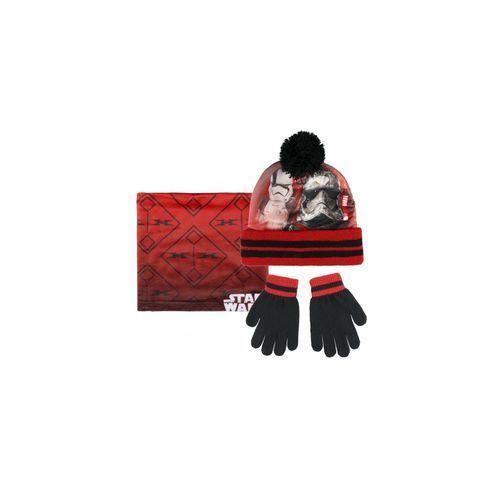 Komplet czapka szalik rękawiczki 1X35BD
