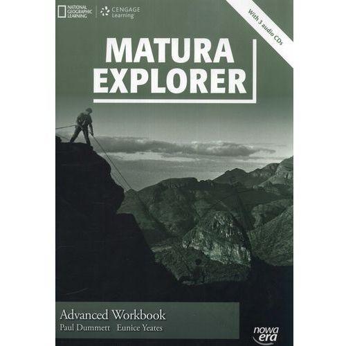 Matura Explorer Advanced Zeszyt ćwiczeń + 3 płyty CD audio, Dummett Paul, Yeates Eunice