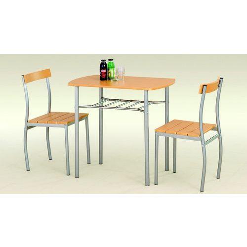 Zestaw HALMAR LANCE stół + 2 krzesła, marki Halmar do zakupu w ErgoExpert.pl