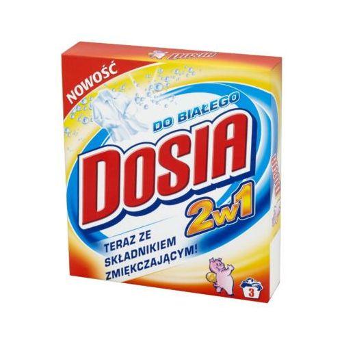 300g 2w1 do białego proszek do prania marki Dosia