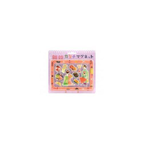 Zestaw magnesów - Maiko