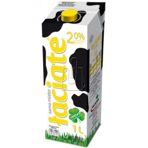 Mleko łaciate 2% 1L (5900820000042)