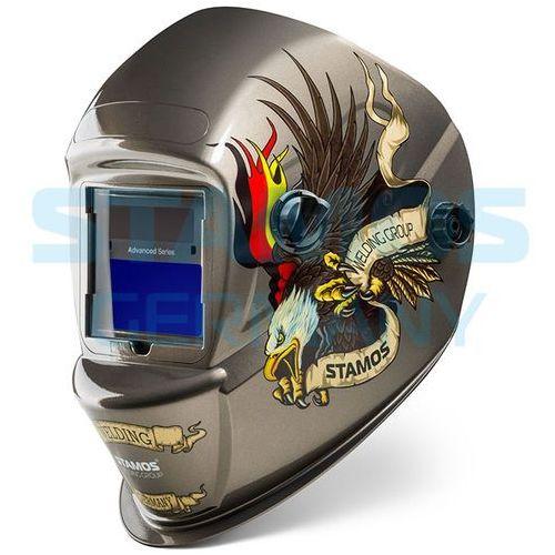 Automatyczna maska spawalnicza eagle eye od producenta Stamos germany