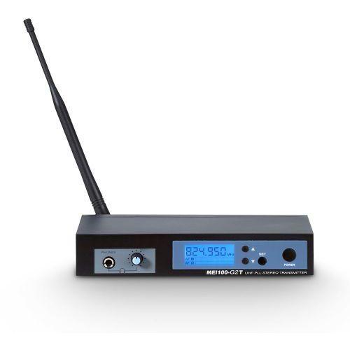 mei 100 g2 t nadajnik do dousznego systemu monitorowania ldmei100g2 marki Ld systems