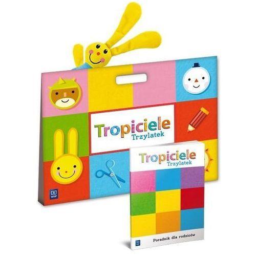 Tropiciele 3-latka BOX Edukacja przedszkolna (2015)