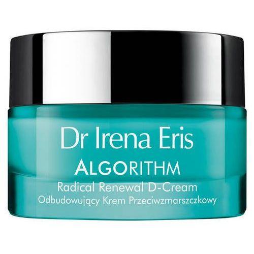 Dr irena eris 50ml algorithm 40+ odbudowujący krem przeciwzmarszczkowy na dzień spf 20